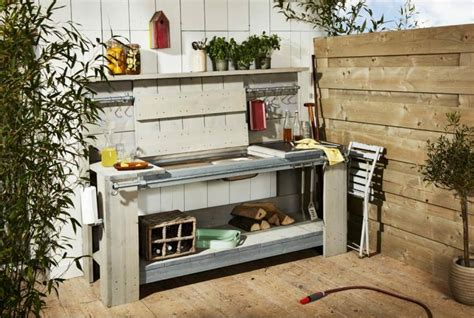cuisine d été moderne barbecue moderne et idées de cuisine extérieure pour l 39 été