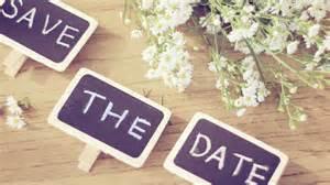 date de mariage un save the date de mariage ça se prépare des nouvelles du web