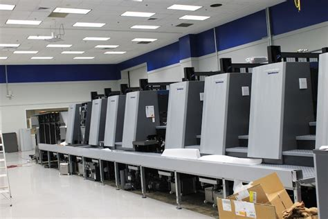 heidelberg to install world speedmaster xl with uv le uv and led uv
