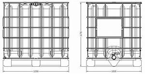 Ibc Metal Pallet Series -1000l    Sm13un