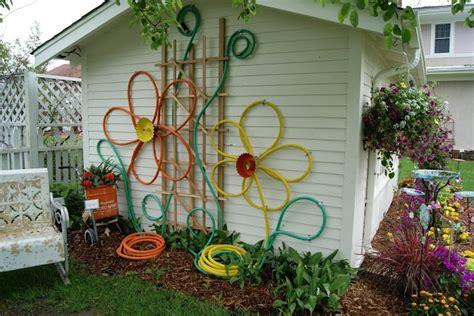 8 Best Hose Holders Images On Pinterest Garden Art