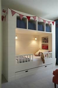 Kleines Kinderzimmer Ideen : 17 raumsparideen f r kleine kinderzimmer und jugendzimmer ~ Indierocktalk.com Haus und Dekorationen