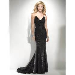 black and silver sequin prom dress dresses trend - Black Sequin Bridesmaid Dresses