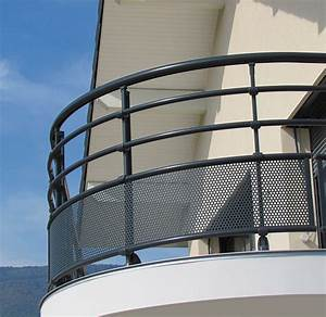 Garde Corps Terrasse Aluminium : garde corps aluminium pour villa balustrade alu rambarde terrasses rampe escalier balcons ~ Melissatoandfro.com Idées de Décoration