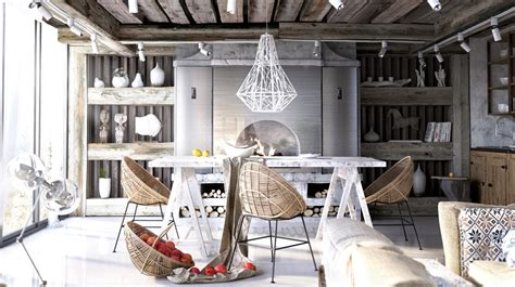 30 Rustic Dining Rooms That Radiate Refinement :  30 Rustic Dining Rooms That Radiate