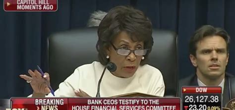waters   pin student debt crisis  banks forgets