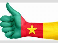 Illustration gratuite Cameroun, Drapeau, Main, Pays