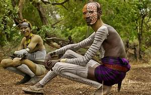 Top Strange and Weird Cultures around the World