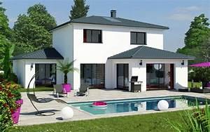 Pool House Toit Plat : pool house toit plat beau toiture terrasse bois accessible ~ Melissatoandfro.com Idées de Décoration
