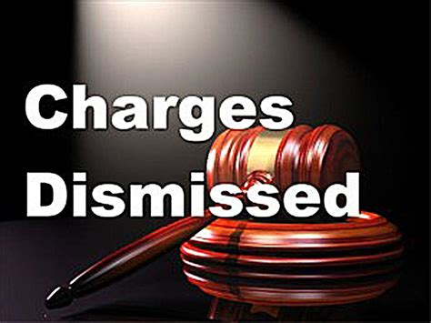 Charges dismissed due to a lack of evidence | Local News ...
