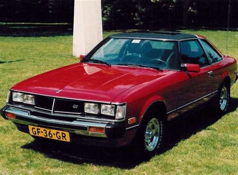 1978 Toyota Celica II A40 / A50