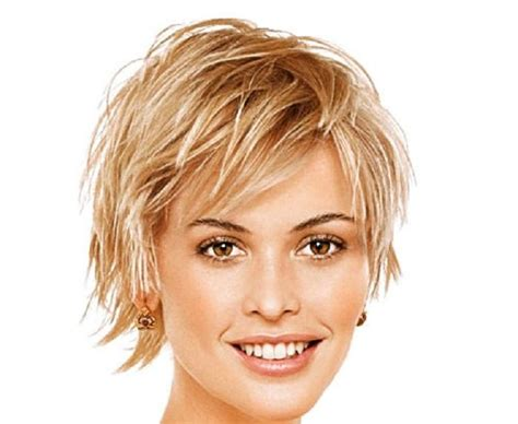 20 Photo Of Short Hairstyles For High Forehead