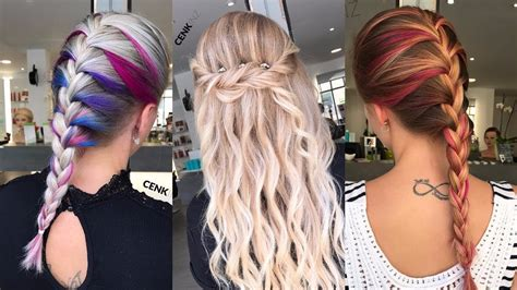 Top 10 Cool Hair Dye For Women Best Hair Color For Women