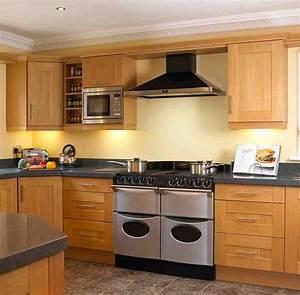 Maple Shaker Cabinets - Home Furniture Design