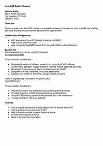 mechanical draftsman resumeresume for draughtsman 7 With mechanical draftsman resume