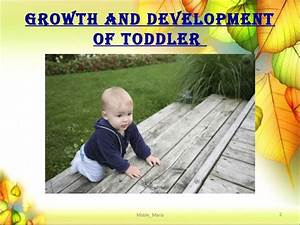 Growth  U0026 Development Toddler Mable