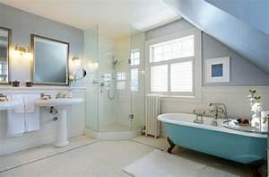 Waschbecken Aufsatz Für Badewanne : farbige badewannen ideen f r moderne badezimmer ~ Markanthonyermac.com Haus und Dekorationen