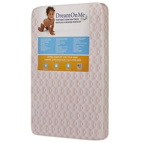 mattress for pack n play 3 foam pack n play mattress collection on me