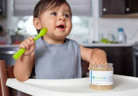 Signs Your Baby Is Ready For Solids Nurture Life