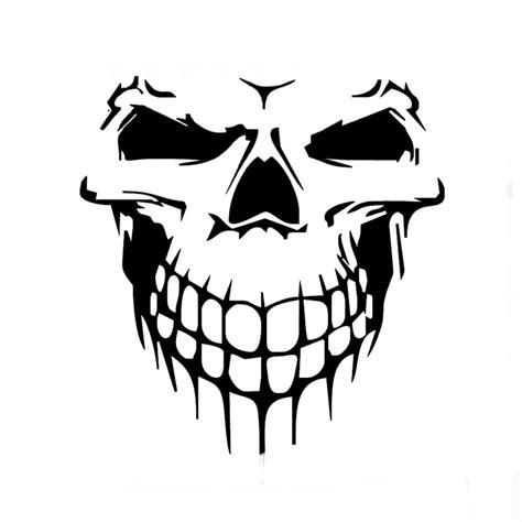 wholesale pcslot pcslot skull hood decal vinyl large
