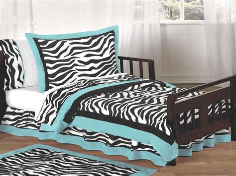 miscellaneous zebra print decor for bedroom interior