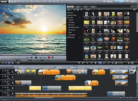 magix announces  release  video pro    edit