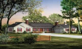 Country Home Plan Ideas Photo