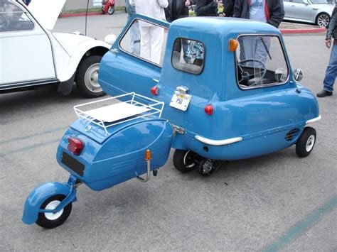 P50 Peel - World's Smallest Production Car