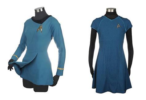 Series Da Bbc - uniforme feminino star trek