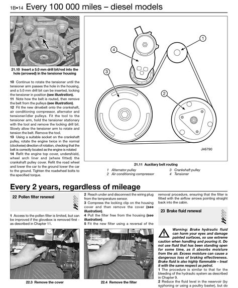 ford focus petrol diesel   haynes repair manual