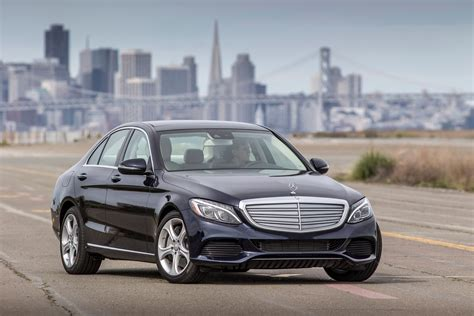 2016 Mercedes-benz C350e Plug-in Hybrid Review