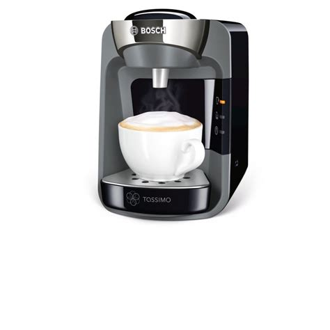 Target/kitchen & dining/bosch coffee machine (187). Tassimo by Bosch TAS3202GB Suny Pod Coffee Machine - Black - BuyItDirect.ie