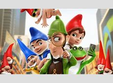 Sherlock Gnomes review Johnny Depp's starring role is