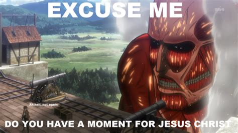Funny Attack On Titan Memes - attack on titan memes 56k warning mpgh multiplayer game hacking cheats