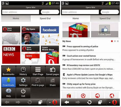Opera mini is a free mobile browser that offers data compression and fast performance so you can surf the web easily, even with a poor connection. Opera Mini Apk 16.0.2168.1029 Download Latest Version Is ...