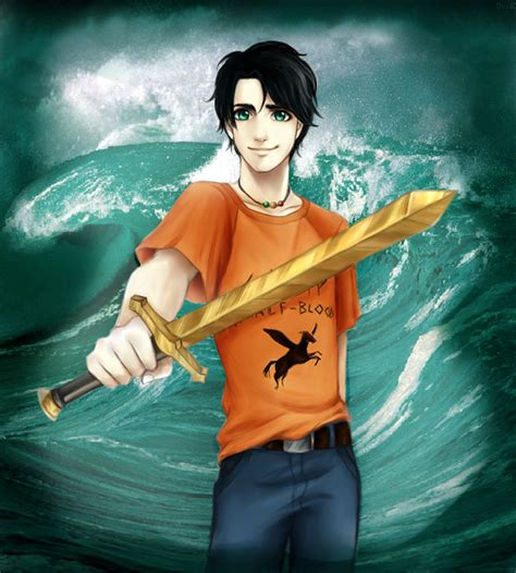 percy jackson fan art percy jackson by aireenscolor on deviantart