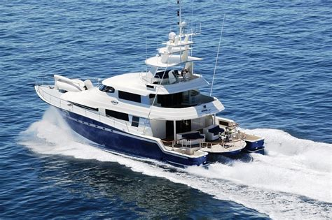 Fishing Boat Cruise by Ultimate Lady Yacht Charter Details South Pacific Fishing