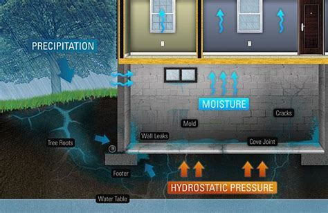 Water Tight Basement Waterproofing Specialists
