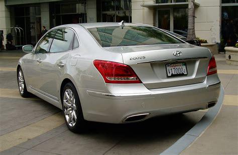 2011 Hyundai Equus Luxury Sedan