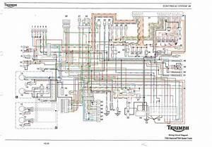 1999 Triumph Sprint St 955i Wiring Diagram
