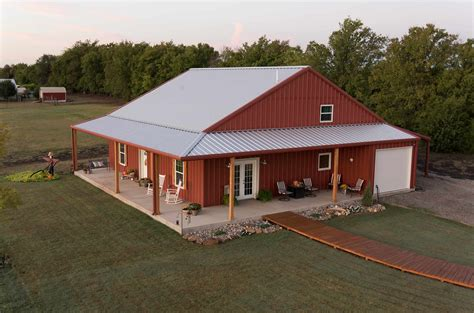View photos of mueller's steel building barns, storage sheds, greenhouses and carport products. Mueller Buildings Reviews: Durable and Reliable Prefab ...