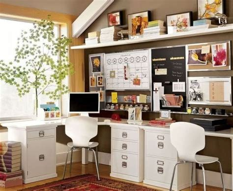 functional home office ideas 30 shared home office ideas that are functional and beautiful