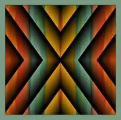 Symmetrical Composition Art