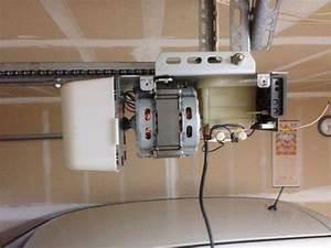 Linear Ldo50 Garage Door Opener