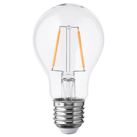 led light bulb light bulbs shop at ikea ireland