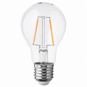 Ampoule Filament Ikea : led globe e27 great e led globe warm white with led globe e27 simple e w dimmable led golf ~ Preciouscoupons.com Idées de Décoration