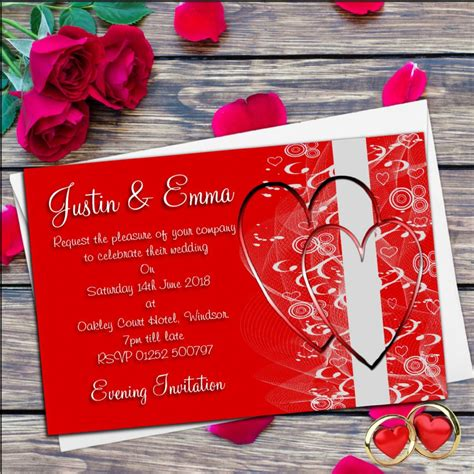 10 Personalised Wedding Red Heart Invitations Day Evening N17. Wedding Consultant Minneapolis. Wedding Outfits When Breastfeeding. Wedding Dress Style And Body Shape. Ww Wedding Soup. Wedding Gowns Corset Style Back. The Card Gallery Beach Wedding Invitations. A Wedding Day Wish For My Son Song Lyrics. Indian Wedding Decorators Nj