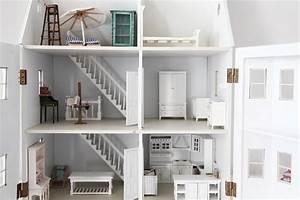 tipps und ideen fur ein puppenhaus With balkon teppich mit tapeten tattoo küche