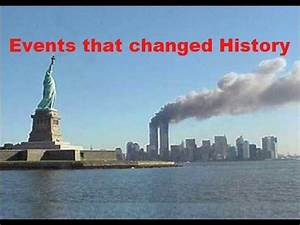 Top Historical Events in history That changed the World ...