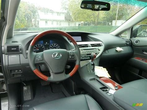 lexus rx interior 2012 black interior 2012 lexus rx 350 awd photo 55585927